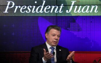 ΟΗΕ: Σημαντική ώθηση στη διαδικασία ειρήνευσης το Νόμπελ Ειρήνης στον Κολομβιανό πρόεδρο