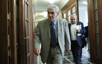 Ερώτημα στο επιστημονικό συμβούλιο για ενδεχόμενη διεύρυνση του κατηγορητηρίου για τον Παπαγγελόπουλο