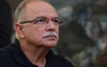 Παπαδημούλης: Απαράδεκτη η δήλωση Σόιμπλε για το ελληνικό χρέος
