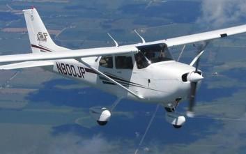 Έπεσε μονοκινητήριο αεροσκάφος στη Φωκίδα