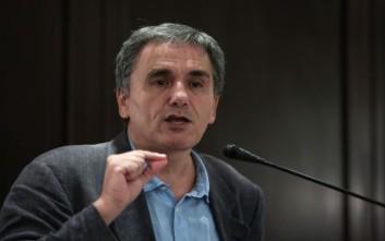 Τσακαλώτος και Χουλιαράκης στην ετήσια Σύνοδο ΔΝΤ- Παγκόσμιας Τράπεζας στην Ουάσιγκτον
