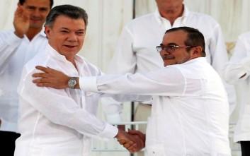 Ποιος είναι ο Κολομβιανός πρόεδρος που κέρδισε το Νόμπελ Ειρήνης
