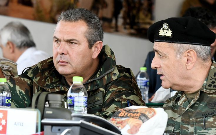 Ο Δήμος Βερύκιος αποκάλυψε τι είπε ο Πάνος Καμμένος σε Τούρκο ελεγκτή που παρενόχλησε ελικόπτερο