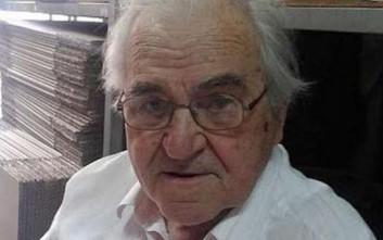 Τελευταίο «αντίο» στον πρώην δήμαρχο Νέας Σμύρνης, Μπάμπη Μπεχλιβανίδη