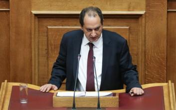 Αντιπαράθεση Σπίρτζη με Σταϊκούρα και Λοβέρδο για τον προϋπολογισμό του 2018