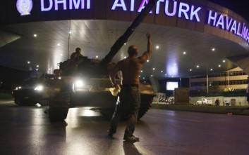 Ποινές ισόβιας κάθειρξης σε 15 στρατιωτικούς για το πραξικόπημα