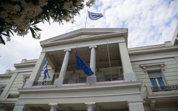 «Η Ελλάδα δεν πρόκειται να παρασυρθεί στην εργαλειοποίηση της εξωτερικής πολιτικής»