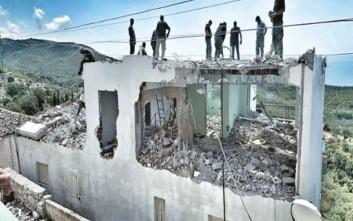 Συγκέντρωση ομογενών στη Χειμάρρα ενάντια στην κατεδάφιση σπιτιών