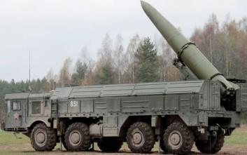 Ρωσικοί πύραυλοι στο Καλίνιγκραντ