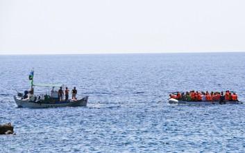 Μειωμένες προσφυγικές και μεταναστευτικές ροές το πρώτο 15ήμερο του μήνα