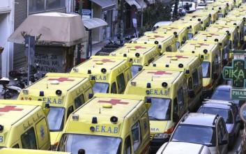 Δωρεά του «Σταύρος Νιάρχος» για τη συντήρηση ασθενοφόρων του ΕΚΑΒ