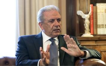 Αβραμόπουλος: Η Ευρώπη δεν πρέπει ποτέ να γίνει φρούριο