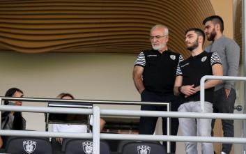 Γιώργος Σαββίδης: Φέρτε μου δώρο το Κύπελλο