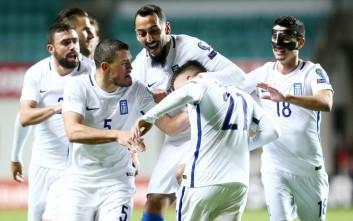 Η Εθνική Ελλάδος του Μίχαελ Σκίμπε αρχίζει να μοιάζει στην ομάδα του Ότο Ρεχάγκελ