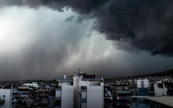 Νέο έκτακτο δελτίο επιδείνωσης του καιρού από την ΕΜΥ βάζει στο επίκεντρο και την Αττική