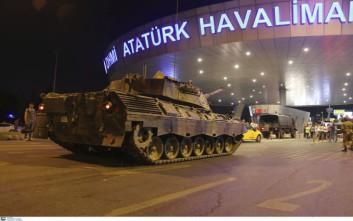 Η Τουρκία ερευνά 17 πρόσωπα στις ΗΠΑ για την αποτυχημένη απόπειρα πραξικοπήματος της 15ης Ιουλίου