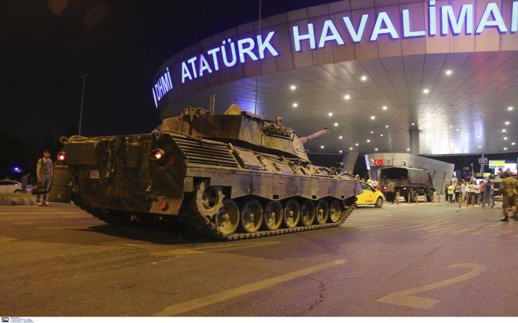 Μια νέα εκδοχή από τη Hurriyet  για τους δύο τούρκους κομάντος