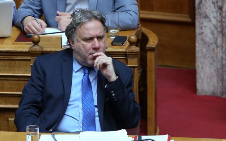 Κατρούγκαλος: Στη Συμφωνία των Πρεσπών δεν γίνεται αναφορά σε άσματα