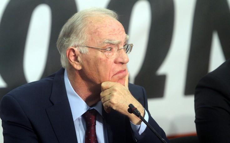Λεβέντης: Μελανή σελίδα στη νεότερη πολιτική ιστορία τα δύο χρόνια ΣΥΡΙΖΑ