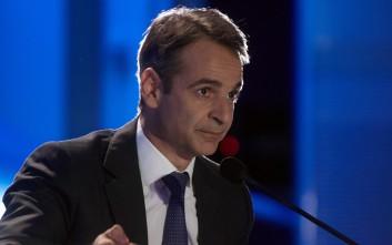 Εκλογές το ταχύτερο δυνατό ζητά και πάλι ο Μητσοτάκης
