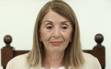 Τασία Χριστοδουλοπούλου: Ζητώ συγγνώμη από τον ΣΥΡΙΖΑ, δεν θα είμαι υποψήφια στις εκλογές