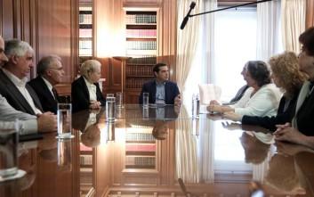 Τσίπρας: Αυξήσεις στους μισθούς των δικαστών που βρίσκονται στην κορυφή της πυραμίδας