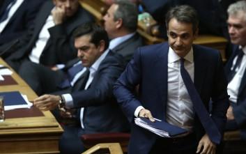 Παρέμβαση Μητσοτάκη στη Βουλή για το ΕΣΡ