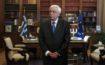 Αυστηρό μήνυμα Παυλόπουλου στα Σκόπια