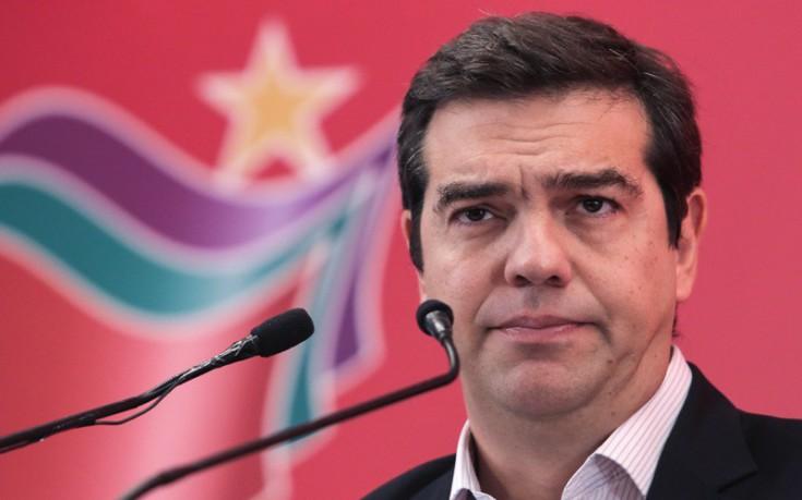 Κυπριακό, αξιολόγηση και ΣτΕ στο Πολιτικό Συμβούλιο υπό τον Τσίπρα