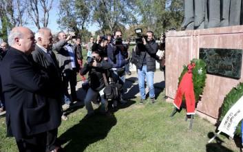Με λαμπρότητα εορτάστηκε η απελευθέρωση της Θεσσαλονίκης από τους Ναζί