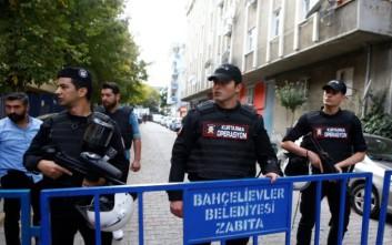 Συνελήφθησαν δύο «τρομοκράτες» στο κοινοβούλιο της Τουρκίας