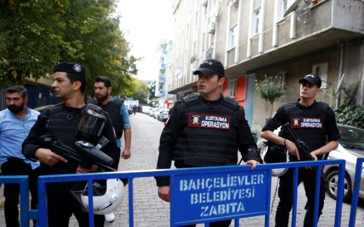 Στα χέρια των τουρκικών αρχών άνδρας που κατηγορείται ότι σχεδίαζε τρομοκρατική επίθεση