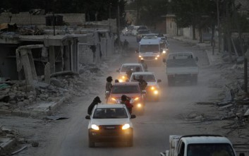 Βομβαρδισμοί «εκτός ωραρίου» για δεύτερη μέρα στο Χαλέπι