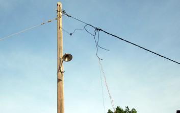 Μήνυση για κλοπή καλωδίων από το δίκτυο ηλεκτροφωτισμού στο Δήμο Νεάπολης - Συκεών
