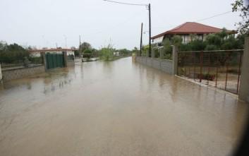 Σε κατάσταση έκτακτης ανάγκης ο δήμος Ιερής Πόλης Μεσολογγίου