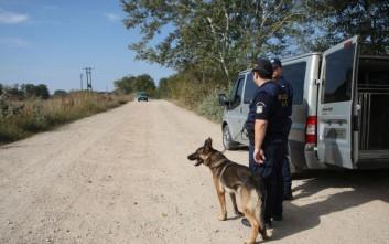 Συνελήφθησαν δέκα παράτυποι μετανάστες στον Έβρο