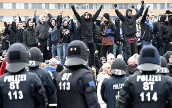 Σοβαρά επεισόδια στο Γκέτεμποργκ με δεκάδες συλλήψεις