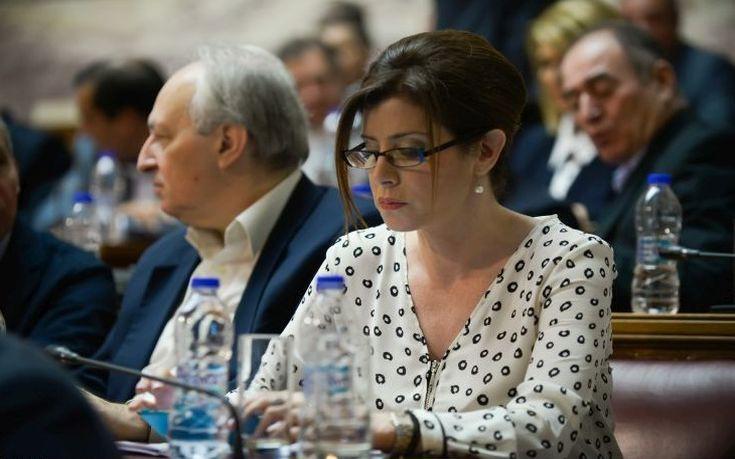 Άρση ασυλίας της Μισέλ Ασημακοπούλου
