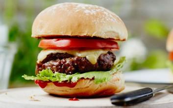 Το μυστικό για το τέλειο burger στο σπίτι