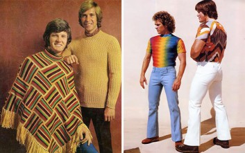 Η μόδα των ανδρών της δεκαετίας του '70 που δεν έπρεπε ποτέ να... ανακαλυφθεί