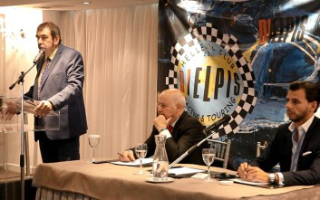 Με όραμα τη Formula 1 στον Πειραιά παρουσιάστηκε η λέσχη «Διελπίς Περιαγώνων»