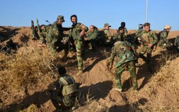 Ο ιρακινός στρατός προωθείται στο Κιρκούκ