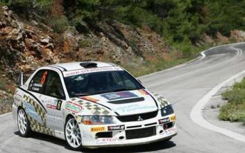 Το 36ο Rally Sprint Κορίνθου στις 22-23 Οκτωβρίου