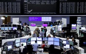 Οι αγορές οδεύουν στη χειρότερη εβδομάδα από το αποκορύφωμα της κρίσης της ευρωζώνης