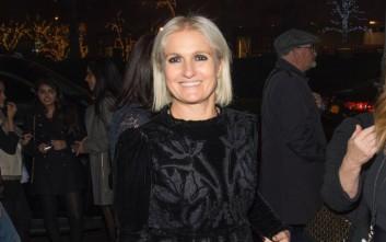 Πρώτη γυναίκα σχεδιάστρια στον Dior που «εκτόξευσε» τον οίκο