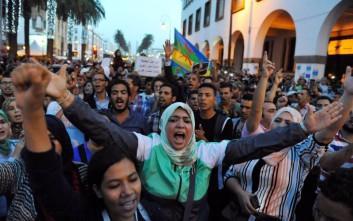 Ξέσπασμα οργής στο Μαρόκο μετά τον φρικτό θάνατο ιχθυοπώλη