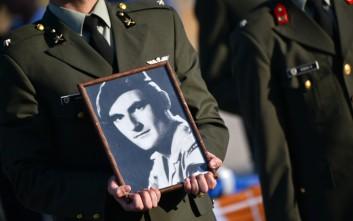 Επαναπατρίστηκαν τα λείψανα των 16 καταδρομέων που υπερασπίστηκαν την Κύπρο το  '74