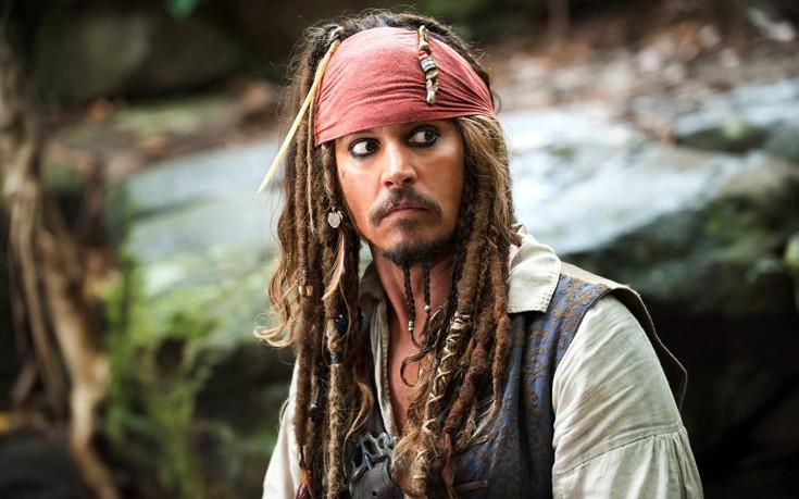 Γιατί δεν εμφανίζεται ο Τζόνι Ντεπ στο τρέιλερ των «Πειρατών της Καραϊβικής»