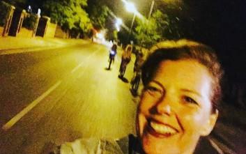 Η selfie που τραβήχτηκε λίγα λεπτά πριν το θάνατο