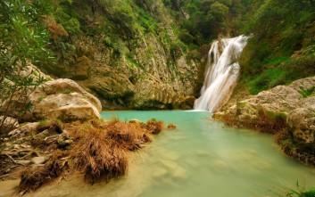 Το σύμπλεγμα των λιμνών και των καταρρακτών της Πελοποννήσου που δεν είναι πλέον προσβάσιμο